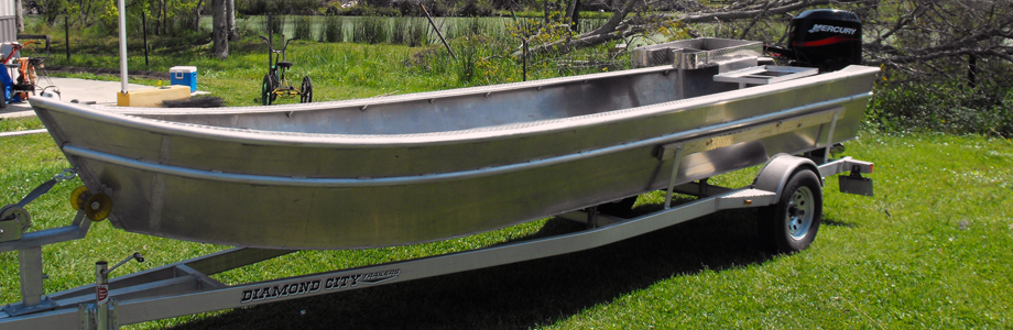 Extreme Metal Fabrication – Custom Aluminum Boats, Duck Boats ...
